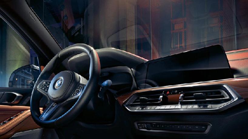 تعمیر آمپلی فایر BMW